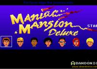 La pantalla de selección de personajes, debemos elegir dos (además de Dave, el protagonista).