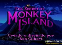 Pantalla de presentación del juego (VGA 256 colores)