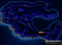 La vista de la Isla Mêlée desde Google Maps (?)
