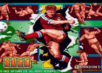 Primer e impactante pantalla del juego