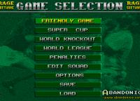Los diferentes modos de juego que se pueden seleccionar