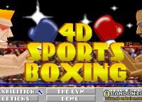 La intro y las distintas opciones del 4D Boxing