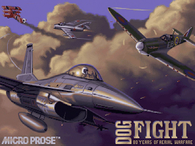 DogFight (MicroProse, 1993)