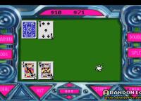 En el casino podemos viciar a las máquinitas de Black Jack. Unos verdaderos adelantados los de Sierra, teniendo en cuenta que esto lo vemos en juegos actuales como la saga GTA.