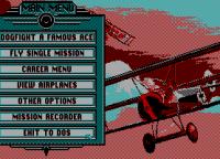 Pantallazo de la versión CGA (1)