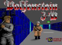 La pantalla principal. Nada parecía indicar que este juego marcaría un antes y un después en la historia de los videojuegos.