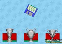 Las tres modalidades de juego (Copa UEFA, Copa Europea y Copa de Campeones