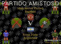 Partido amistoso: Manchester United vs River Plate