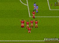 El genial festejo de los jugadores